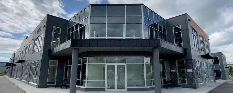 Plenty & Grace Food Hub & Innovation Centre Surrey Fraser Valley British Columbia Canada