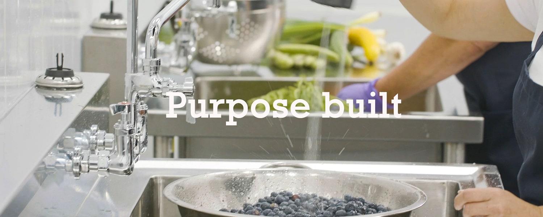 Plenty & Grace Food Hub & Innovation Centre Team Surrey Fraser Valley British Columbia Canada